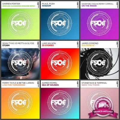 Label - FSOE  Future Sound Of Egypt (11 Releases) (2019) FLAC