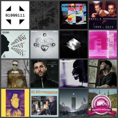 Beatport Music Releases Pack 750 (2019)