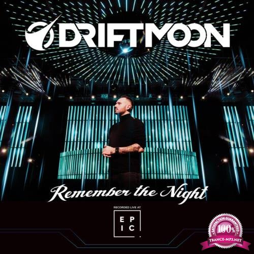 BLACK HOLE HOLLAND: Driftmoon - Remember The Night BHCD185 (2019) FLAC