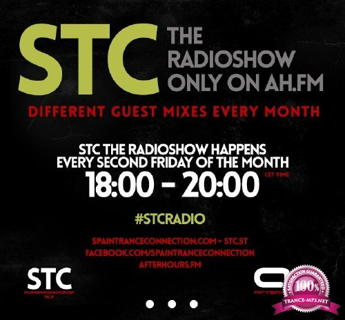 Spain Trance Connection & Dj Robo - The RadioShow 114 (2019-03-08)
