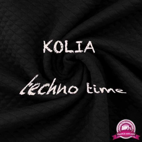 Kolia - Techno Time (2019)