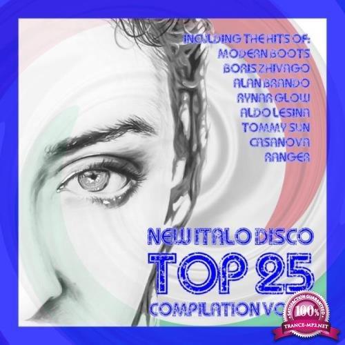 New Italo Disco Top 25 Compilation, Vol. 11 (2019)