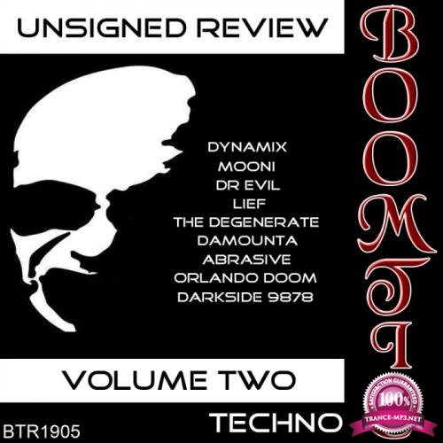 Unsigned Review, Vol. 2 Techno (2019)