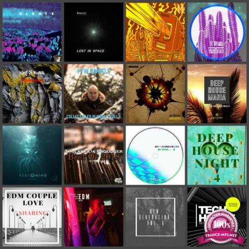 Beatport Music Releases Pack 770 (2019)