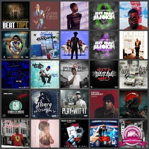Rap Music Collection Pack 038 (2019)
