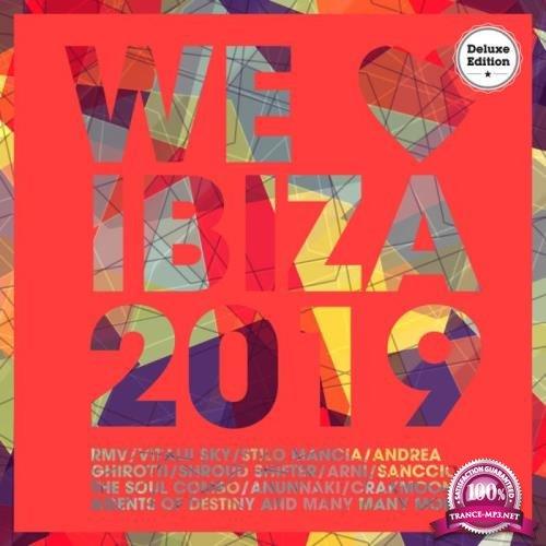 Big Mama's House: We Love Ibiza 2019 [Deluxe] (2019) FLAC