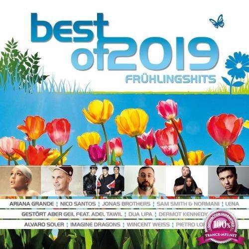 Best Of 2019 Fruehlingshits [2CD] (2019)