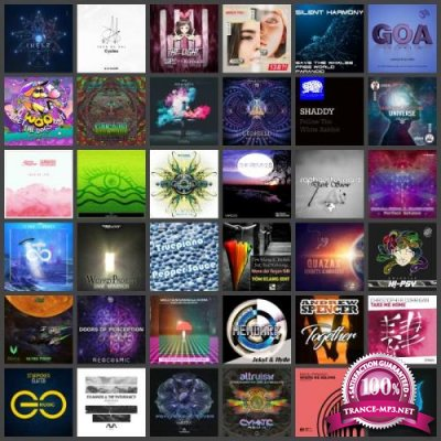Fresh Trance Releases 133 (2019)