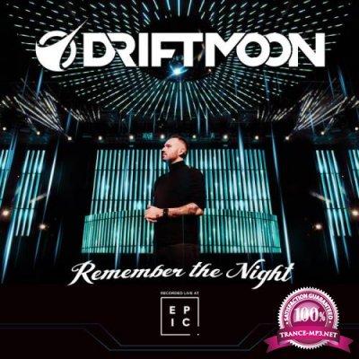 BLACK HOLE HOLLAND: Driftmoon - Remember The Night BHCD185 (2019) FLAC
