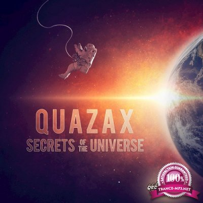 Quazax - Secrets Of The Universe EP (2019)