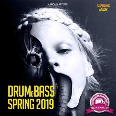 Drum & Bass Spring 2019 (2019)