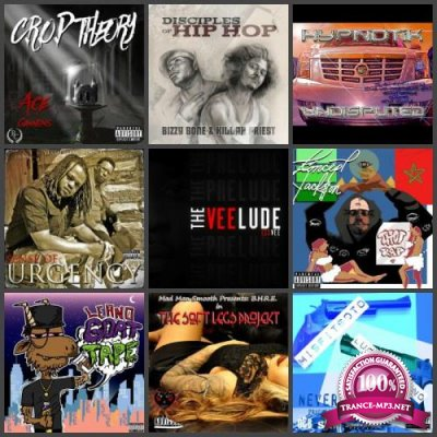 Rap Music Collection Pack 035 (2019)