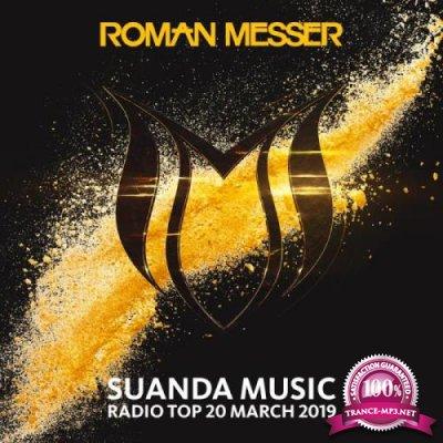 Suanda Music: Suanda Music Radio Top 20 (March 2019) (2019)