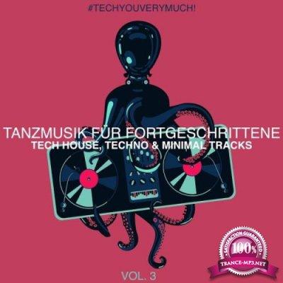 Tanzmusik fur Fortgeschrittene, Vol. 3 (2019)