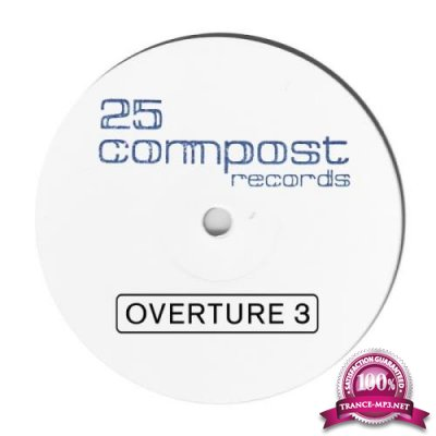 25 Compost Records - Overture 3 EP (2019)