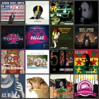 Reggae Music Collection Pack 016 (2019)