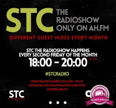 Spain Trance Connection & Dj Robo - The RadioShow 114 (2019-03-08)