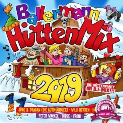 Zeppelin: Ballermann Hutten Mix 2019 (2019)