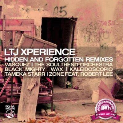 LTJ Xperience Presents Hidden & Forgotten Remixes (2019)