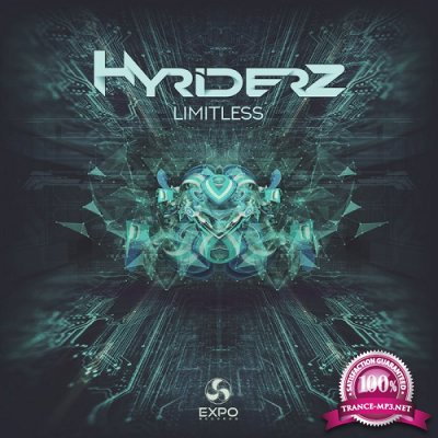 Hyriderz - Limitless (Single) (2019)