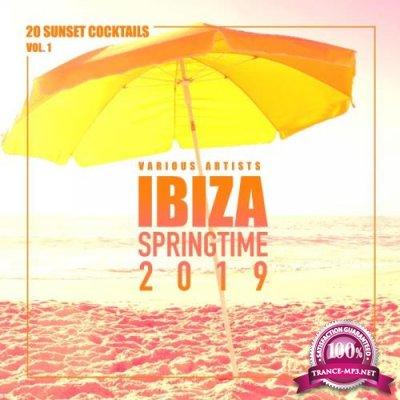 Ibiza Springtime 2019 (20 Sunset Cocktails) (2019)