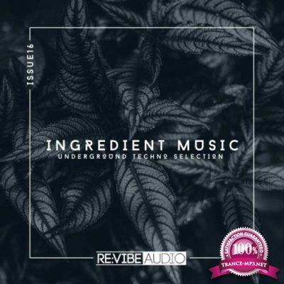 Ingredient Music, Vol. 16 (2019)