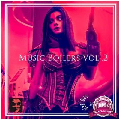Music Boilers Vol. 2 (2019)