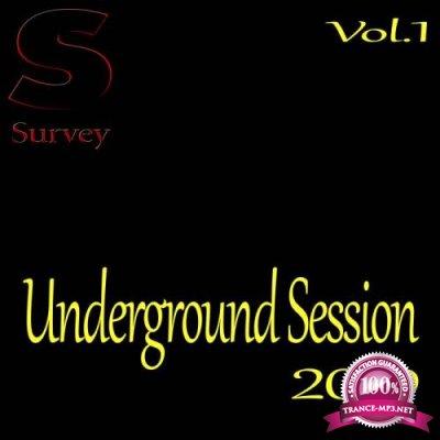 Underground Session 2019, Vol. 1 (2019)