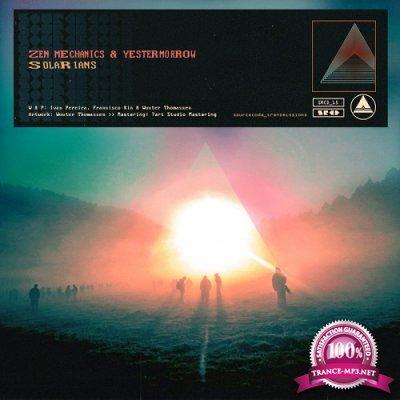 Zen Mechanics & Yestermorrow - Solarians (Single) (2019)