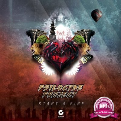 Psilocybe Project - Start a Fire EP (2019)