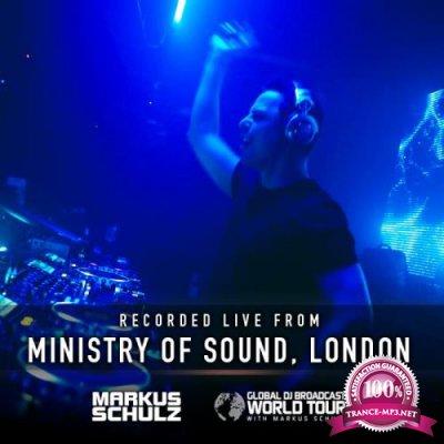 Markus Schulz - Global DJ Broadcast (2019-03-14) World Tour London