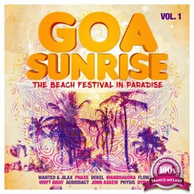 VA - Goa Sunrise Vol.1 (2019)