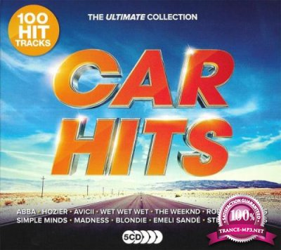 Union Square Music Ltd: Car Hits The Ultimate Collection [5CD] (2019) FLAC