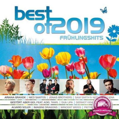 Best Of 2019 Fruehlingshits [2CD] (2019)