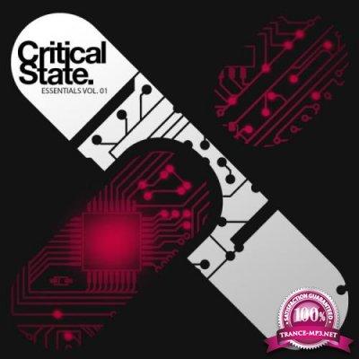 Komplex Sounds: Critical State Essentials, Vol. 01 (2019)