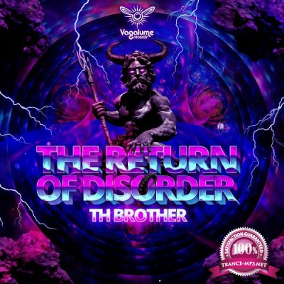 TH Brother - The Return Of Desorder EP (2019)