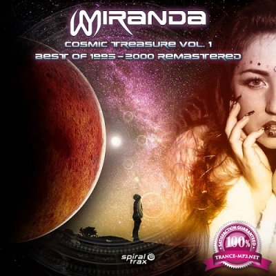 Miranda - Cosmic Treasure Vol.1 (Best Of 1995-2000 Remastered) (2019)