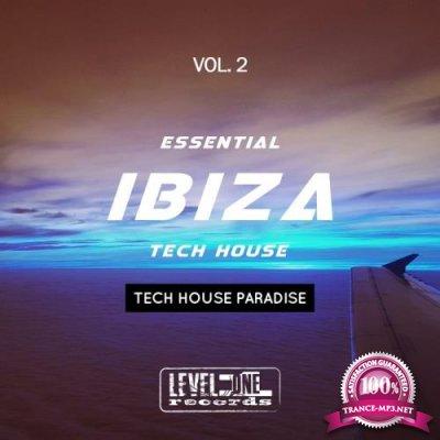 Essential Ibiza Tech House, Vol. 2 (Tech House Paradise) (2019)