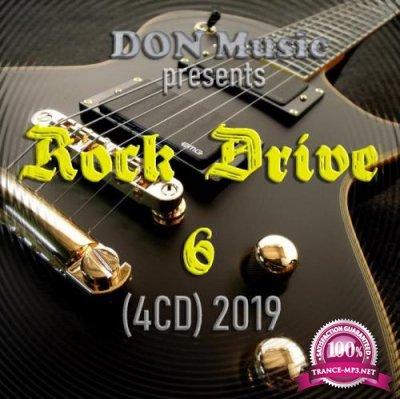 Rock Drive 6 [4CD] (2019) FLAC