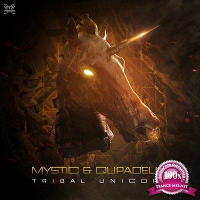 Mystic & Qlipadelic - Tribal Unicorn (Single) (2019)