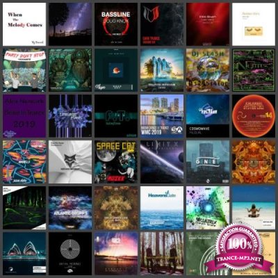 Fresh Trance Releases 140 (2019)