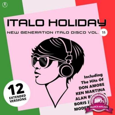 Italo Holiday, New Generation Italo Disco, Vol. 11  (2019)