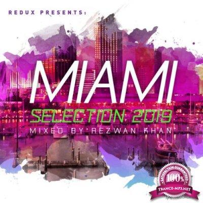 Redux Miami Selection 2019 (Mixed By Rezwan Khan) (2019) FLAC