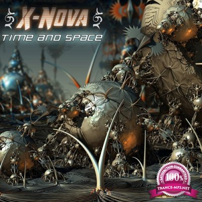 X-Nova - Time And Space EP (2019)
