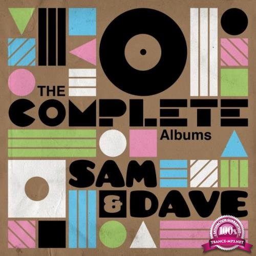 Sam & Dave - The Complete Albums (2019) FLAC