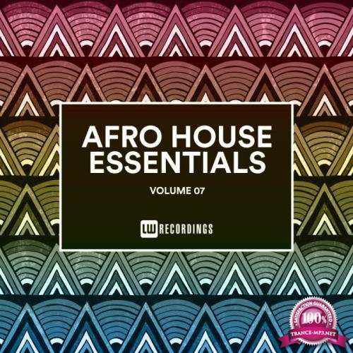 Afro House Essentials, Vol. 07 (2019)