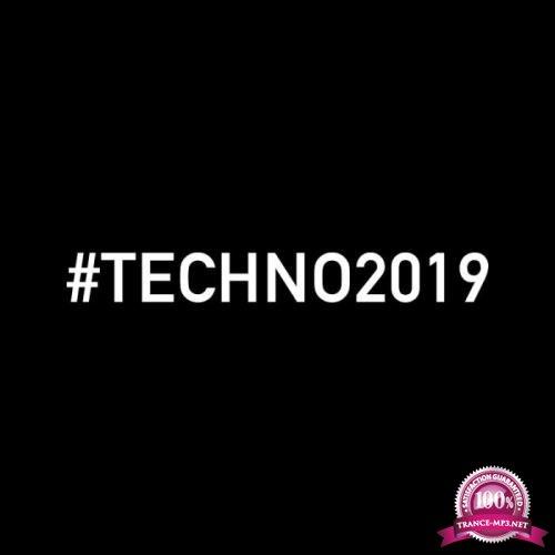 Strght Underground - #Techno2019 (2019)