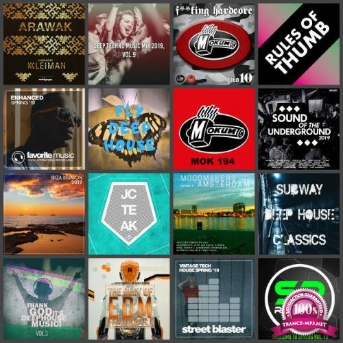 Beatport Music Releases Pack 854 (2019)