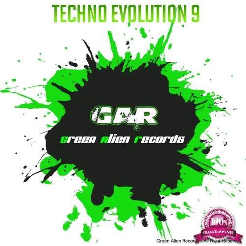 Ralph Kings - Techno Evolution, Vol. 9 (2019)