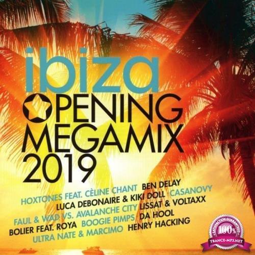 Rough Trade - Ibiza Opening Megamix 2019 [2CD] (2019) FLAC